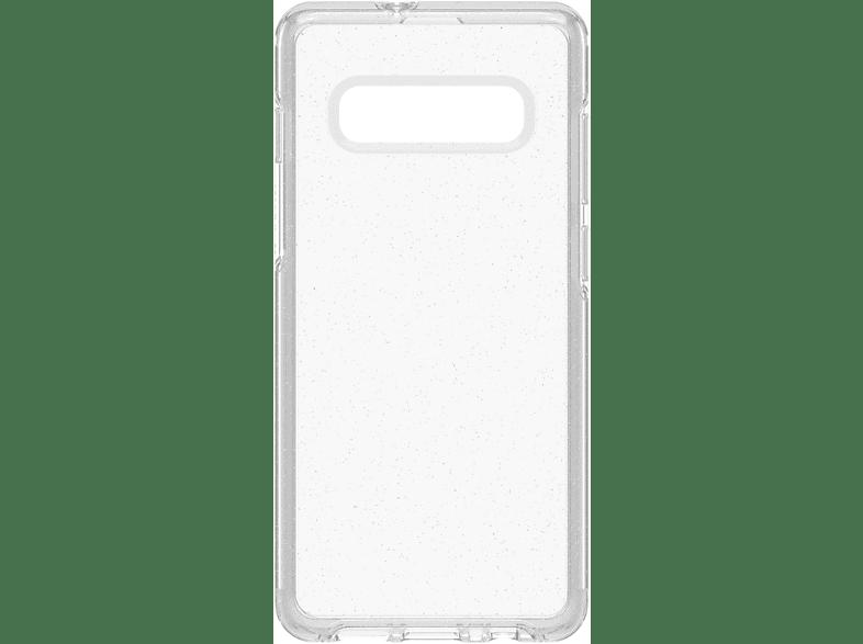 OTTERBOX Symmetry , Backcover, Samsung, Galaxy S10+, Polycarbonat, Silikon, Stardust