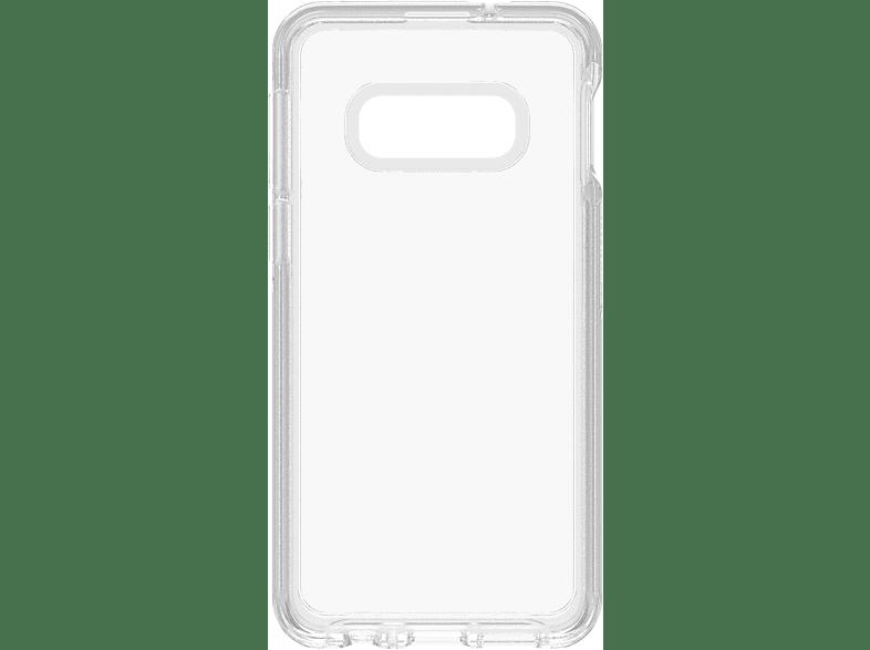 OTTERBOX Symmetry , Backcover, Samsung, Galaxy S10E, Polycarbonat, Silikon, Transparent