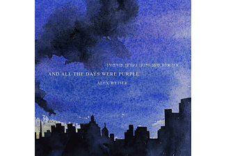 Bagg Eliza, Maya Bennardo, Lee Dionne - And All The Days Were Purple - (CD)