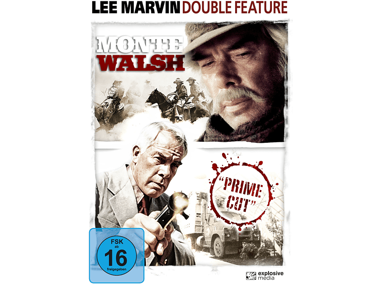 Lee Marvin Double Feature [DVD]