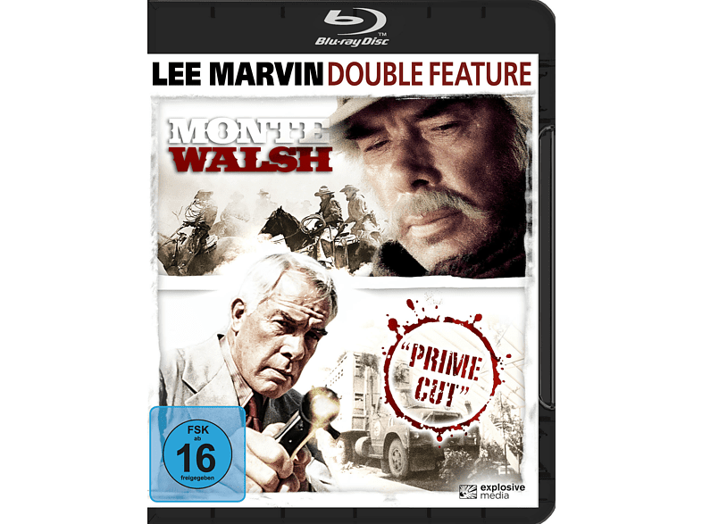 Lee Marvin Double Feature [Blu-ray]