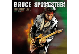 Bruce Springsteen - Best Of rockin Live From italy 1993 LP