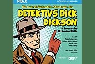 Hans Pfeiffer - Die haarsträubenden Abenteuer des Detektivs Dick Dickson - (MP3-CD)
