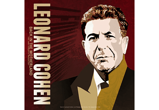Leonard Cohen - Back In The Motherland: Best Of The 1988 Toronto Broadcast Live LP