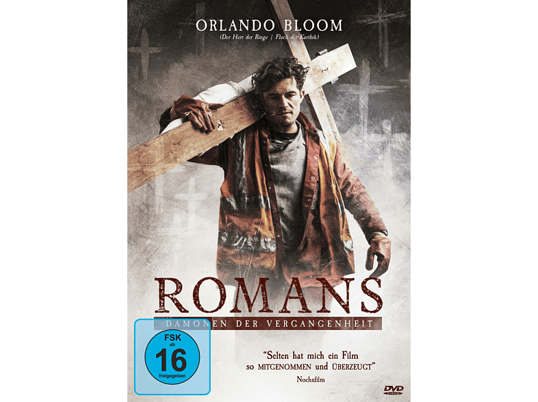 Romans - Dämonen der Vergangenheit [DVD]