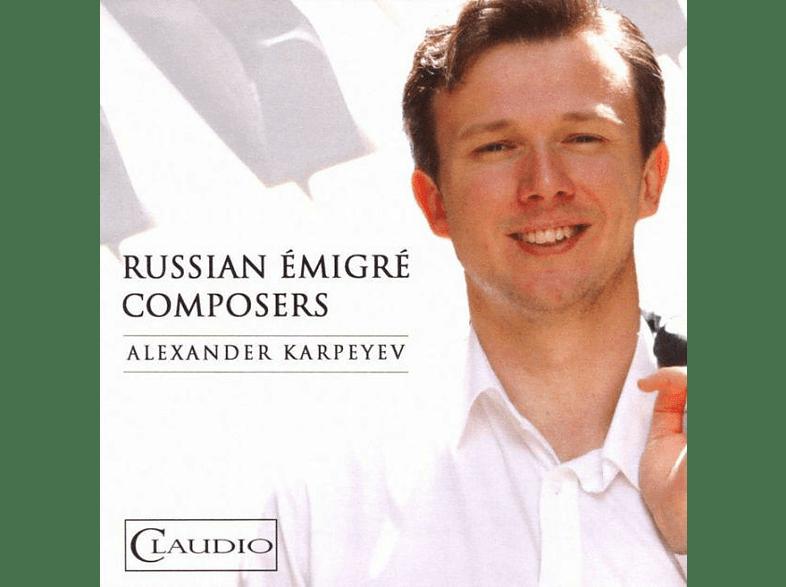 Alexander Karpeyev - Russian Emigré Composers [CD]