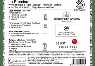 Adam Stadnicki, Galya Kolarova - La Premiére  - (CD)
