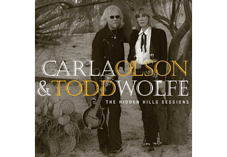 Carla & Todd Wolfe Olson - The Hidden Hill Sessions - (CD)
