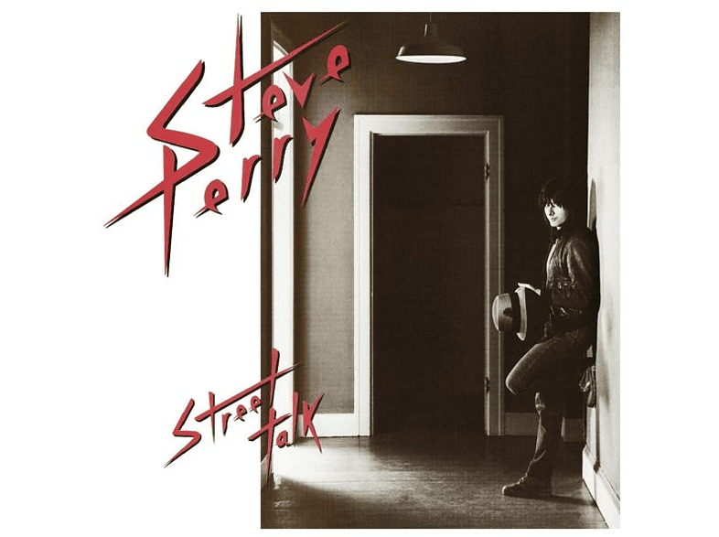 Steve Perry - Street Talk [CD]