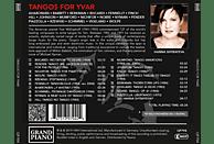 Hanna Shybayeva - TANGOS FOR YVAR [CD]