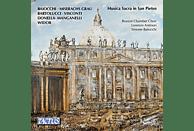 Rossini Chamber Choir, Lorenzo Antinori - MUSICA SACRA IN SAN PIETRO [CD]