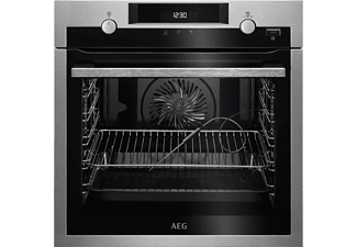 AEG Multifunctionele oven SteamBake Pyroluxe® A+ (BPE556220M)