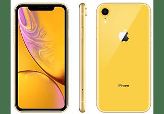 "Apple iPhone XR, Amarillo, 128 GB, 3 GB RAM, 6.1"" Liquid Retina HD, Chip A12 Bionic, iOS"