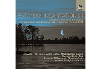 VARIOUS - ESTONIAN INCANTATIONS 1  - (CD)