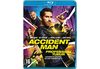 Accident Man - Blu-ray
