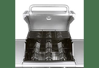 PROFICOOK PC-GG 1179 SILBER Gasgrill, Silber (9300 Watt)
