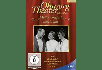 Ohnsorg-Theater Klassiker: Mutter Griepsch mischt mit DVD