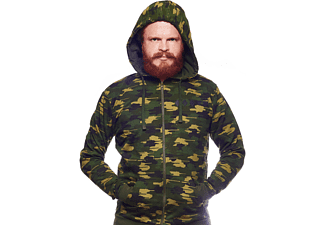 World of Tanks: Camo Hoodie, terepmintás - XL - póló