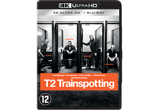 T2 Trainspotting - 4K Blu-ray