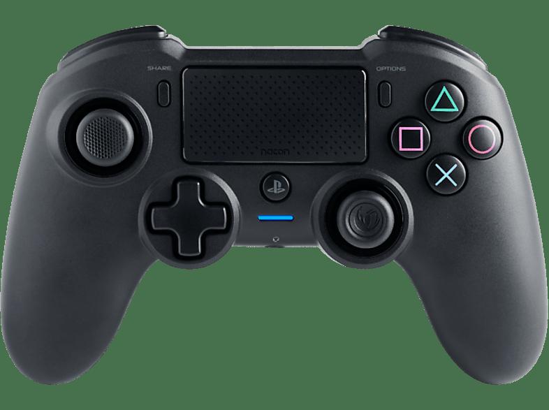 NACON Draadloze Controller Asymmetric voor PS4 (PS4OFPADWLBLACK)