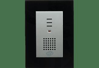 REV iPod Design Funk-Gong, Schwarz/Silber