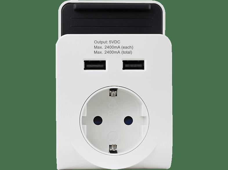 REV 2-fach USB-Ladegerät