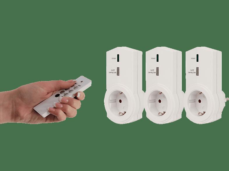 REV Telecontrol Plus Set Schaltbare Steckdosen