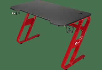 SPEEDLINK Gaming Tisch Scarit, Schwarz/Rot, (SL-660100-BKRD)