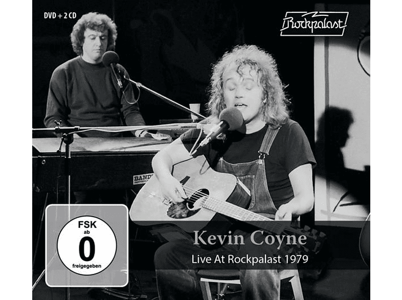 Kevin Coyne - Live At Rockpalast 1979 [CD + DVD Video]