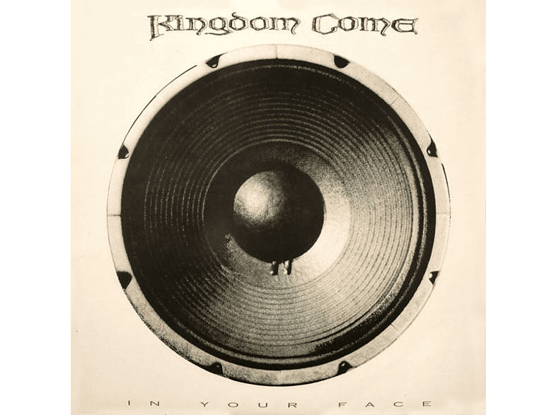 Kingdom Come - In Your Face [CD]