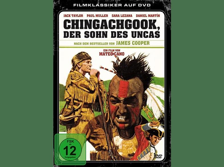Chingachgook,der Sohn des Uncas [DVD]