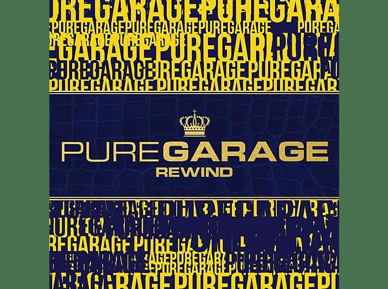 VARIOUS - Pure Garage Rewind [CD]