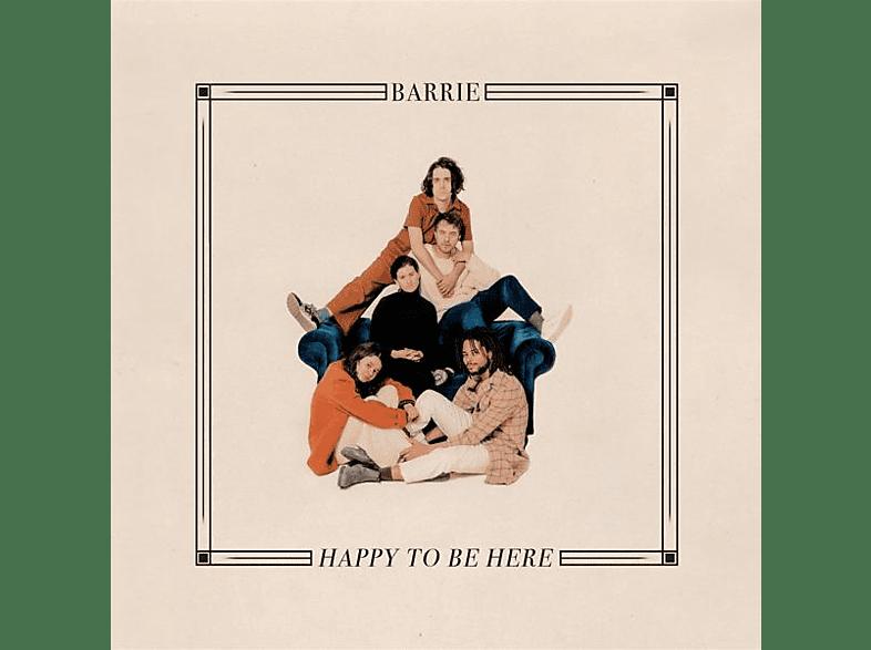 Barrie - Happy To Be Here (MC) [MC (analog)]