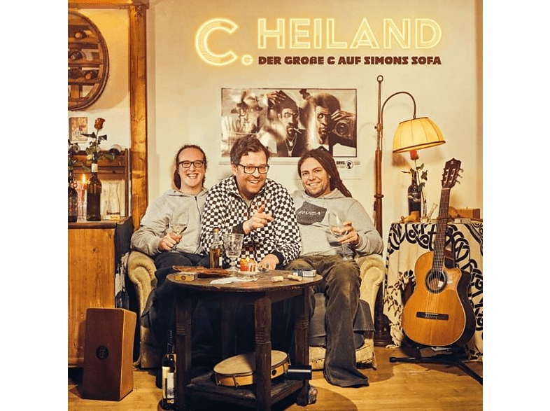 C Heiland - Der grosse C auf Simons Sofa [CD]