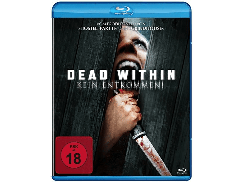 Dead Within-Kein Entkommen! [Blu-ray]