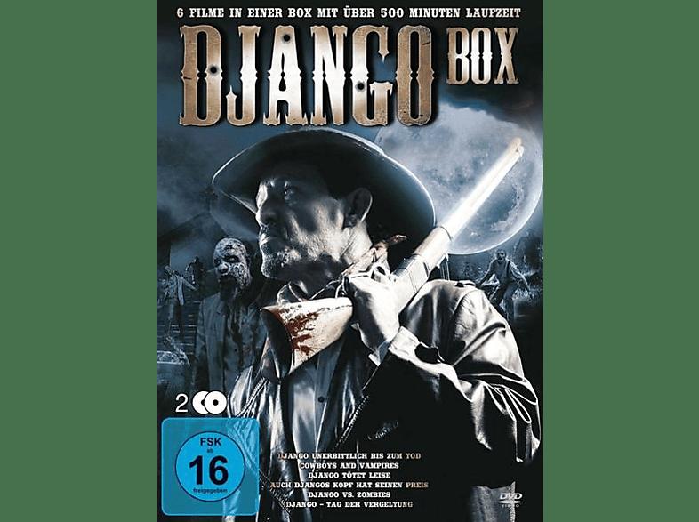 Django Box [DVD]