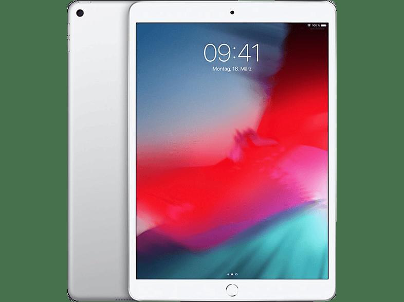 APPLE iPad Air (2019), Tablet , 64 GB, 10.5 Zoll, Silber