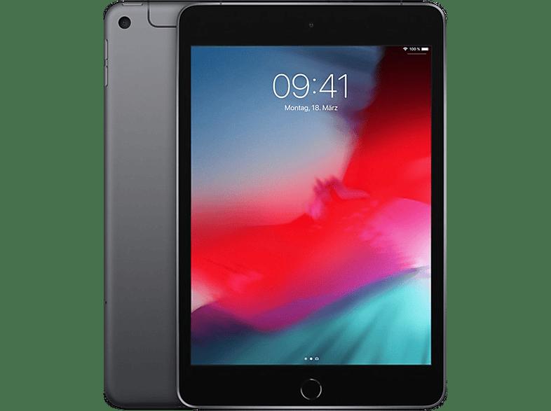 APPLE iPad mini (2019) WiFi + Cellular, Tablet , 256 GB, 7.9 Zoll, Space Grey