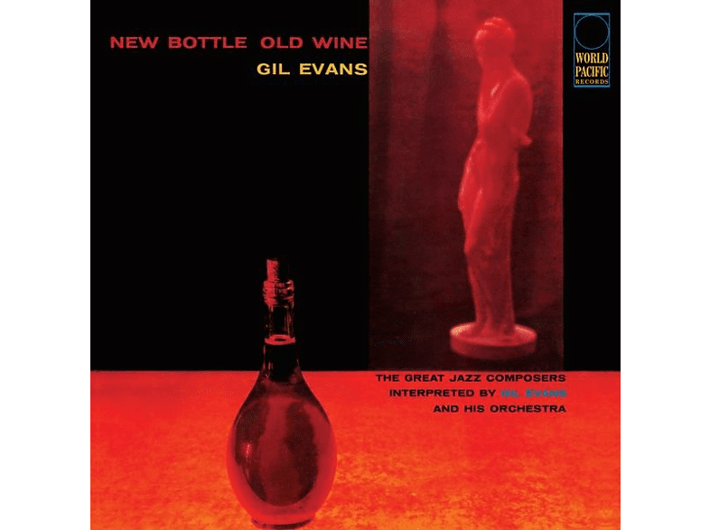 Gil Evans - NEW BOTTLE, OLD WINE (TONE POET/180 [Vinyl]