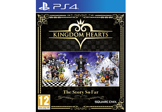 Kingdom Hearts - The Story So Far NL/FR PS4