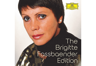 Brigitte Fassbaender - The Brigitte Fassbaender Edition CD