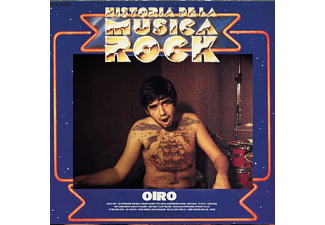 Oiro - Historia Dela Musica Rock (Lim.Ed.)  - (Vinyl)