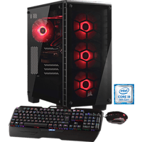 HYRICAN CRYSTAL 6307, Gaming-PC mit Core™ i9 Prozessor, 32 GB RAM, 2 TB SSD, 3 TB HDD, Geforce® RTX 2080 Ti, 11 GB