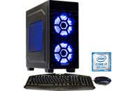 HYRICAN STRIKER-X 6282 BLUE, Gaming-PC mit Core™ i7 Prozessor, 16 GB RAM, 480 GB SSD, 1 TB HDD, Geforce® RTX 2060, 6 GB