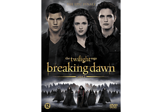 The Twilight Saga: Breaking Down Part. 2 - DVD