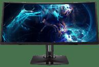 VIEWSONIC XG350R-C 35 Zoll UWQHD Monitor (1 ms Reaktionszeit, 100 Hz)