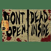 EMPIRE Walking Dead, The - Kokosmatte Fußmatte, Mehrfarbig