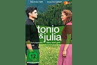 Tonio & Julia: Kneifen gilt nicht / Zwei sind noch kein Paar [DVD]
