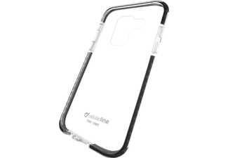 CELLULARLINE Cover Tetra Force Shock Twist Cover Galaxy A6 (2018) Transparant (TETRACGALA6PL18T)