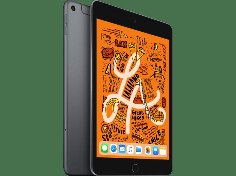 Apple Ipad Mini 2019 Wifi 4g 256gb Space Gray Kopen Mediamarkt
